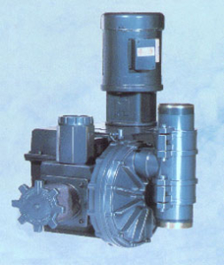 Hydroflo metering pumps were designed for irrigation, fertigation, chemical, water and waste water treatment markets