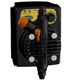 AquFlow Solenoid Series 100 Pumps | Chemical metering Pumps