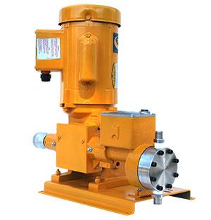 AquFlow Series 900 Chemical Metering Pump | Low Flow