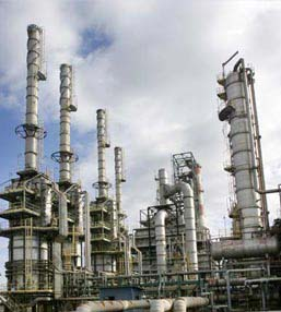 Chemical processing plant