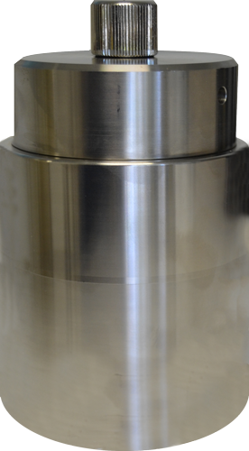 Pulsation dampeners help to remove a high degree of pulsing and surging in the line