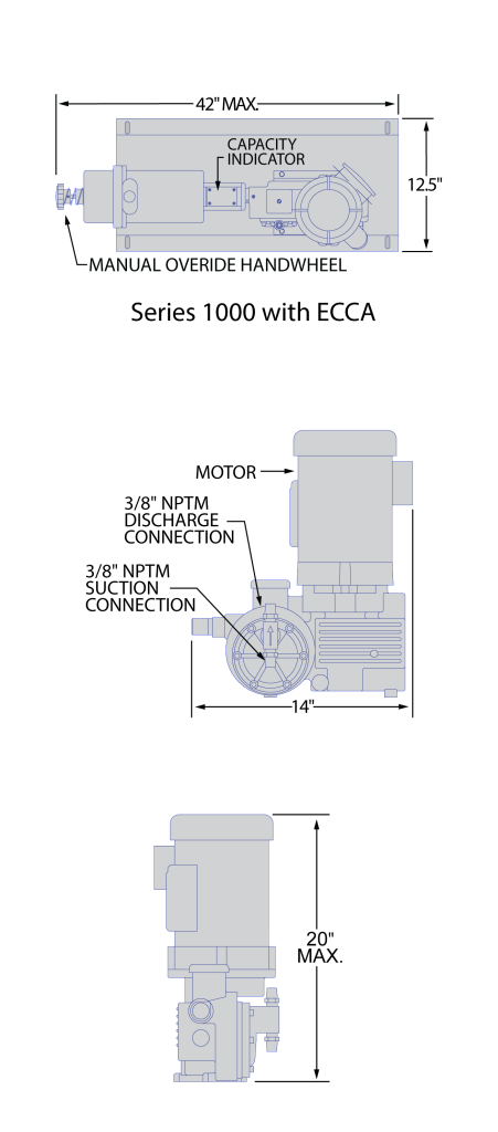 S1000 Dimensions