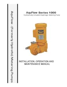 Series 1000 Manual