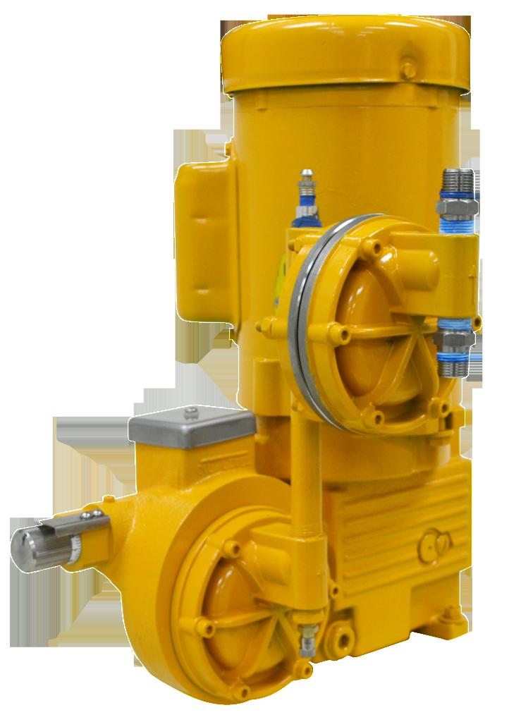 Remote-Pump-Head